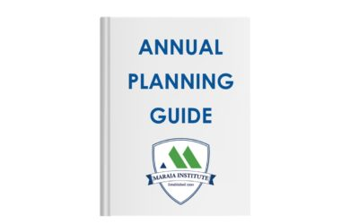 Preparation: Annual Planning Guide